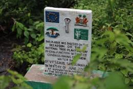 Welthungerhilfe, Sierra Leone, Freetown National Park